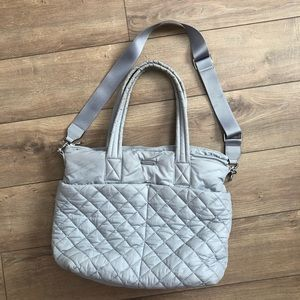 Quilted MK tote